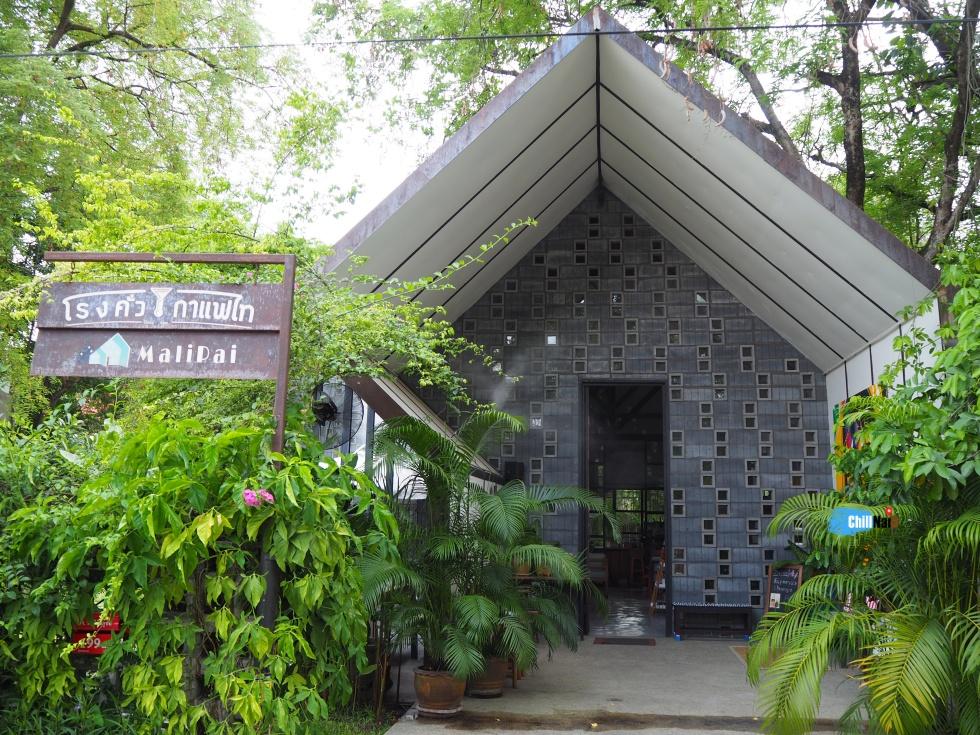"""Malipai Roastery & Cafe """" โรงคั่วกาแฟไท มุมถ่ายรูปเยอะ เช็คอินเริ่ด :  ChillNaiD ชิวไหนดี"""